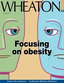 Wheaton Quarterly Summer 2012 cover