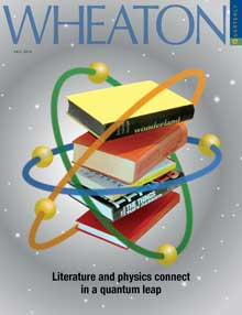 Wheaton Quarterly cover Fall 2010