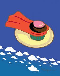 Super Cupcake small