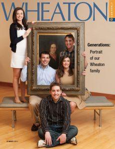 Wheaton Quarterly Summer 2011 cover