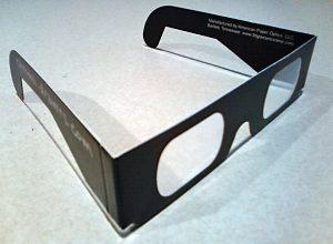 ChromaDepth 3D cardboard glasses