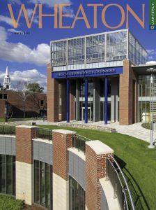 Wheaton Quarterly Winter 2012 cover